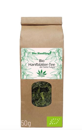 Bio Hanfblätter-Tee