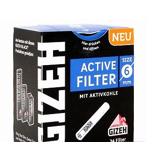Gizeh Active Filer