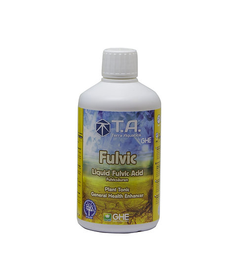 Fulvic - Liquid Fulvic Add