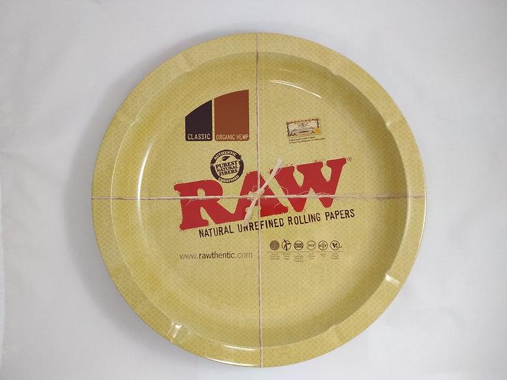 Raw Mischtablett Rund