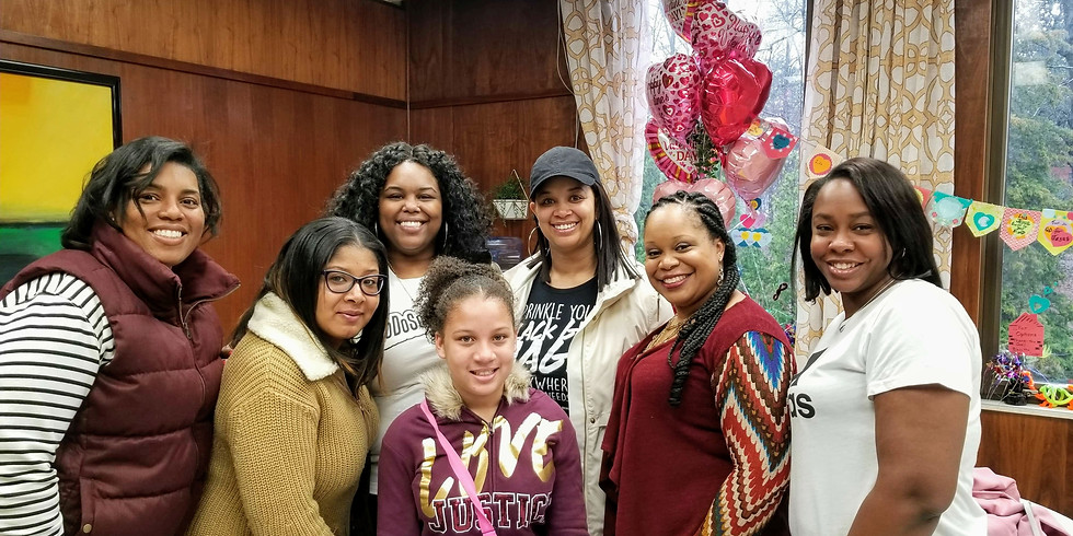 Love and Uplift Luncheon: Thanksgiving Edition