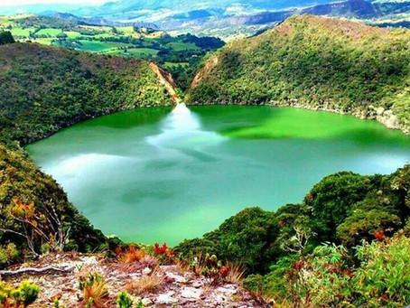 Viajeros Conscientes: Guatavita Y La Leyenda Del Dorado