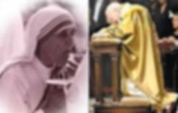 S. Teresa di Calcutta e S. Giovanni Paol