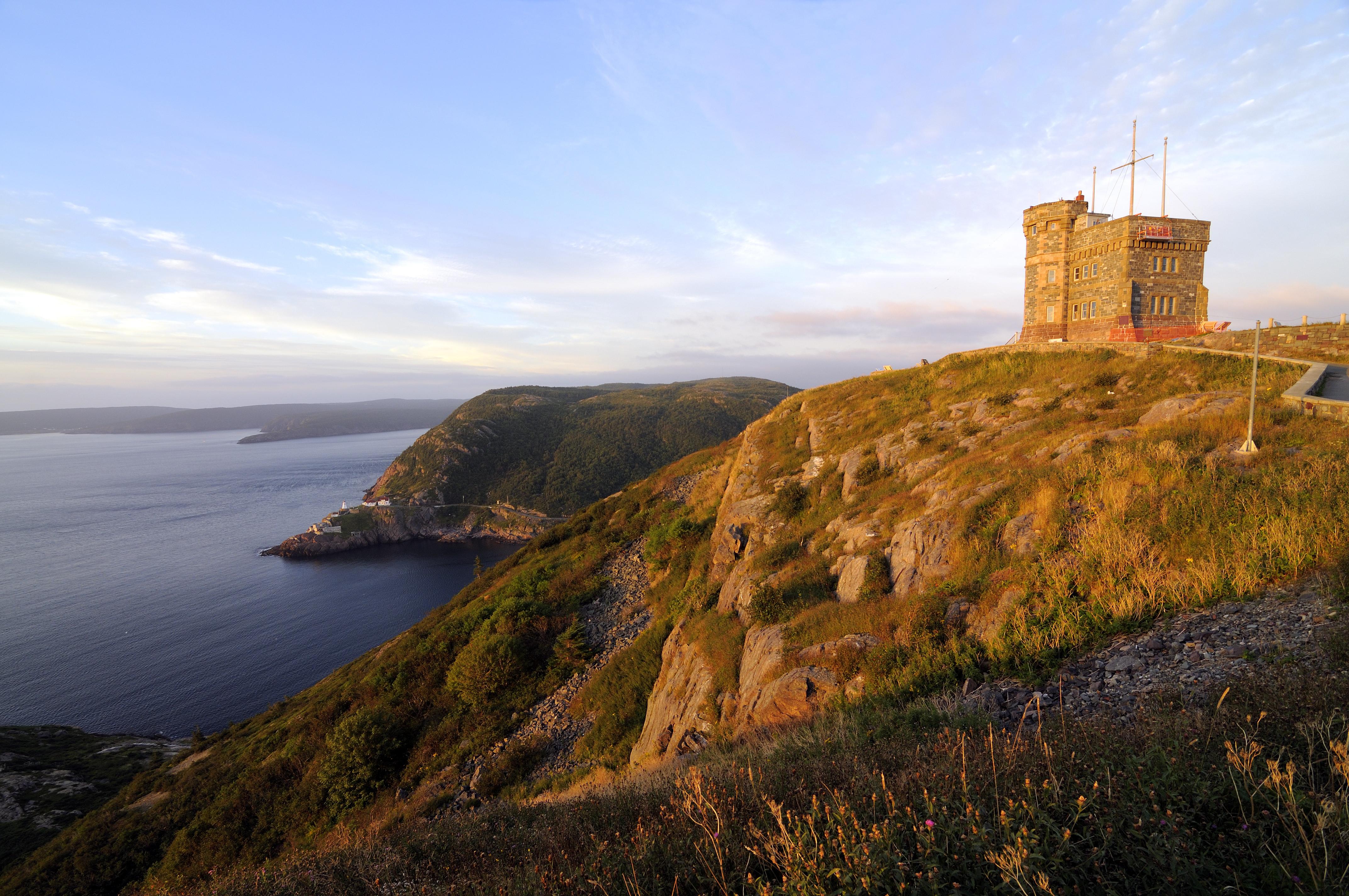 Signal Hill and Coastal Newfoundland