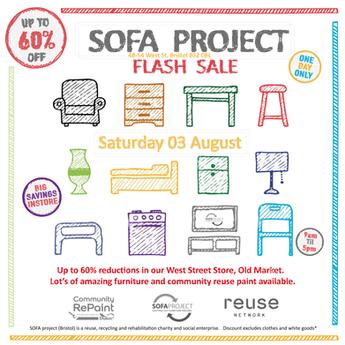 SOFA Project Flash Sale