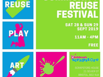 Scrapstore Reuse Festival