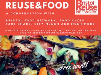 Bristol Reuse Network Event @ SOFA Project