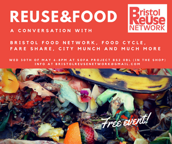 Bristol Reuse Network Event @ SOFA Project