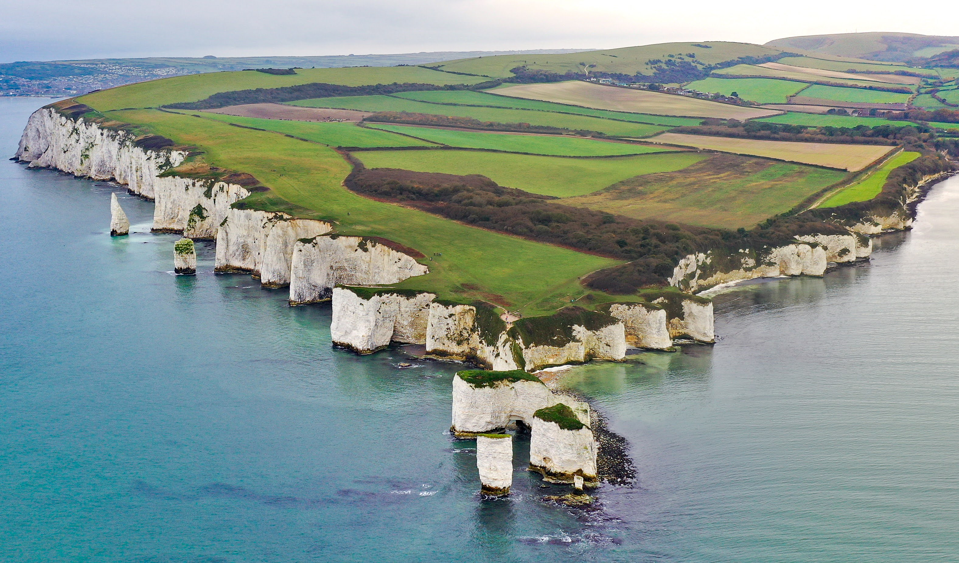 Old Harry Rocks no.1