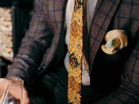 10 Tips for Suit Wearers