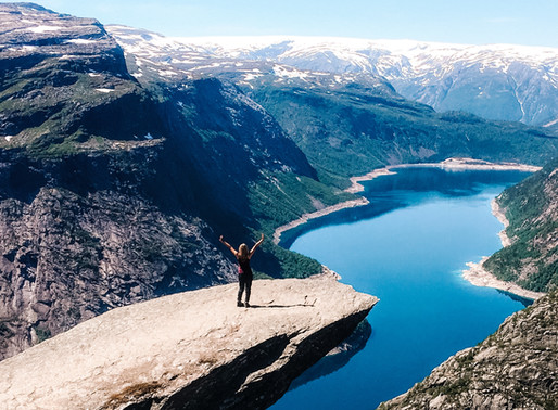 Norway!.. Just Go There!
