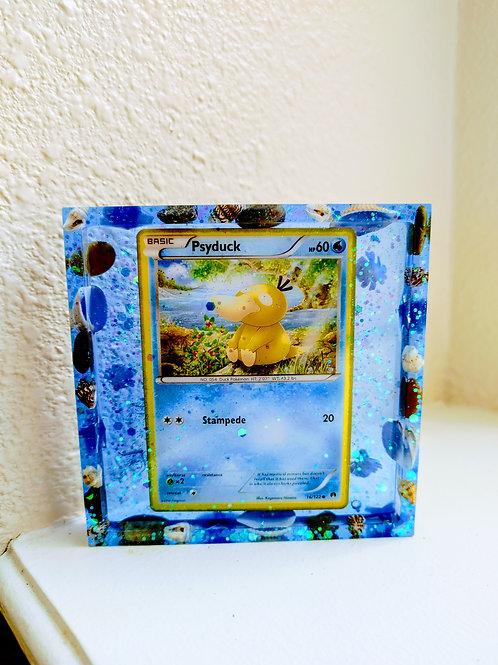 Psyduck Resin Coaster