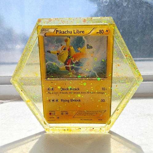Pikachu Libre Coaster