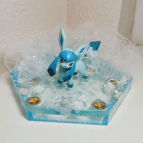 Glaceon Resin Tray