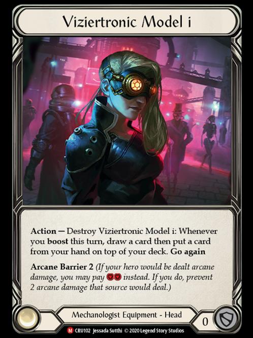 Viziertronic Model i