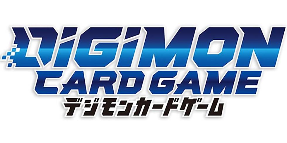 Digimon BT06 Pre-release Tournament