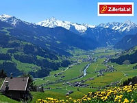 Zillertal Appartements Alpenland