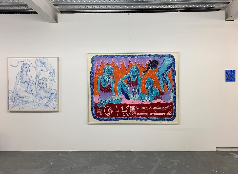 Daniel Benjamin Gallery at Sunday Art Fair