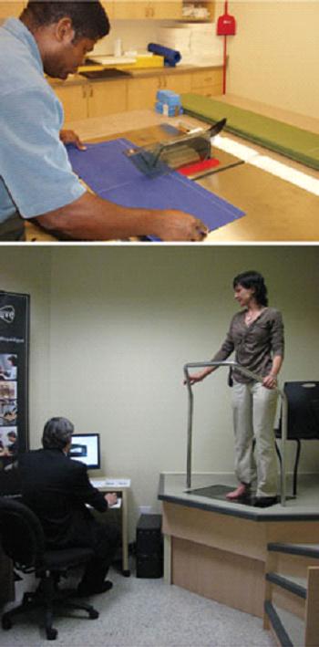 Clinique Villeneuve Pedia orthopédique