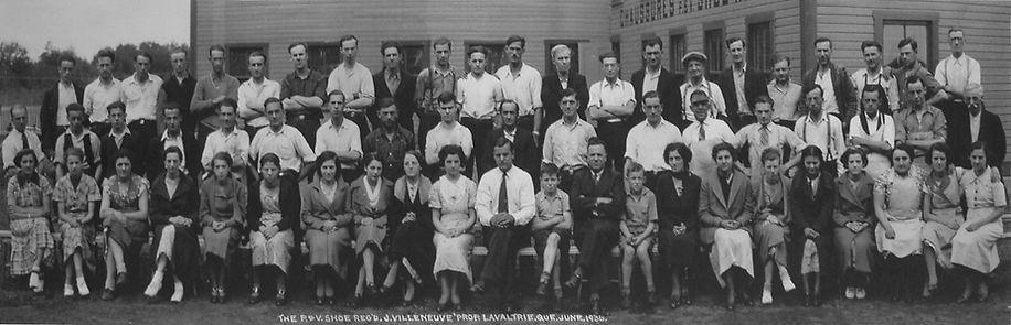 100 employés de Villeneuve Orthopédique
