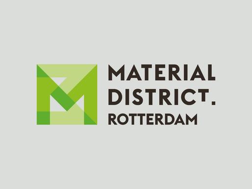Desque aanwezig op Material District