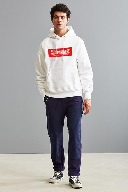 logo hoodie design slotpartners