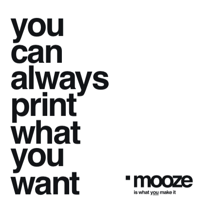 text concept mooze copywriting