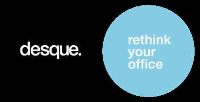 Logo and identity Desque