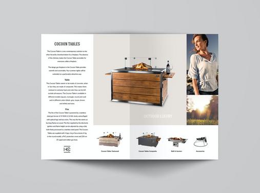 happy cocooning brochure
