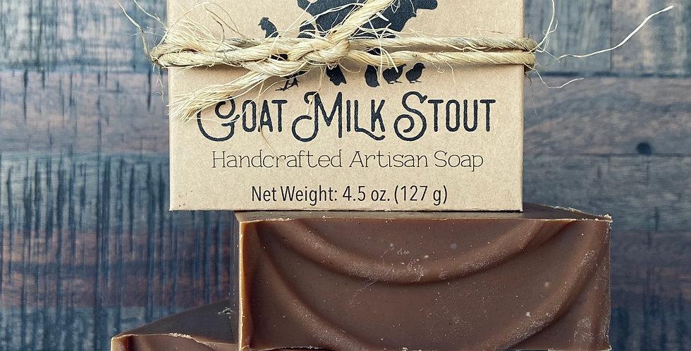 Goat Milk Stout