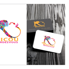 Ricou Rendezvous Logo Design