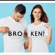 """"""" Bro   ken """""""