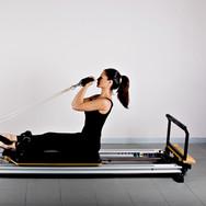Pilates integrates breath, concentration, center, control, precision and flow.
