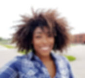 Shaneka Owens smiling