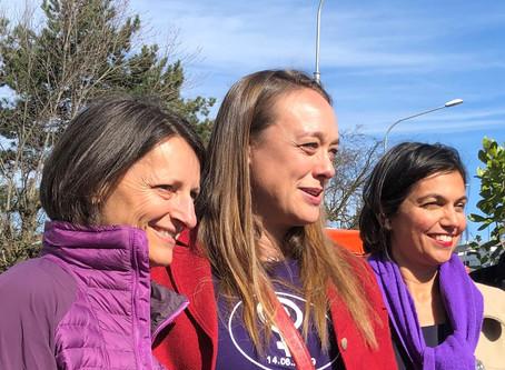 Trois femmes à la tête de la commune d'Onex