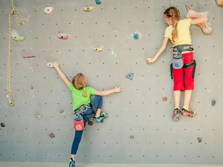 Créons un mur de grimpe à Onex