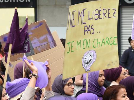 Initiative «Anti– burqa » NON À UNE INITIATIVE DISCRIMINANTE ET INUTILE !
