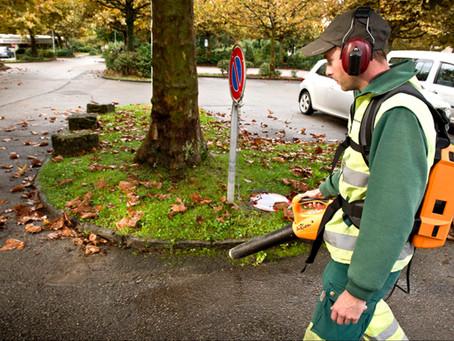 Onex dit stop aux nuisances sonores des souffleuses à feuilles !