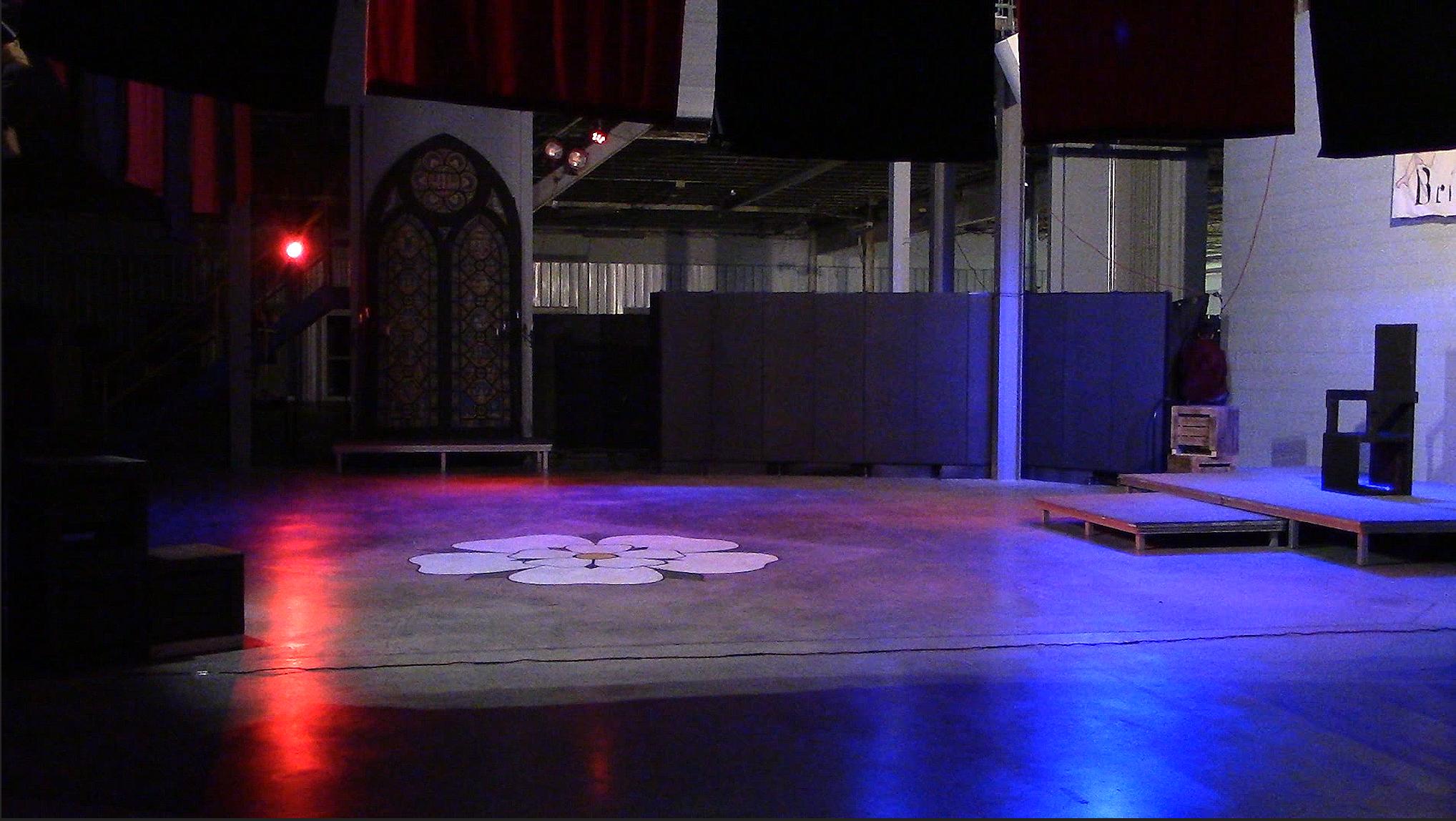 Richard III - set