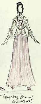 """Countess"" Costume"