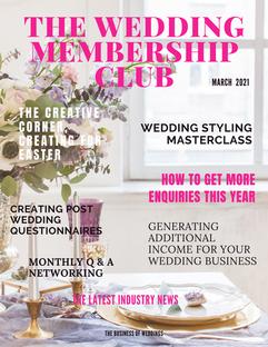 March 2021 The Wedding Membership Club.p
