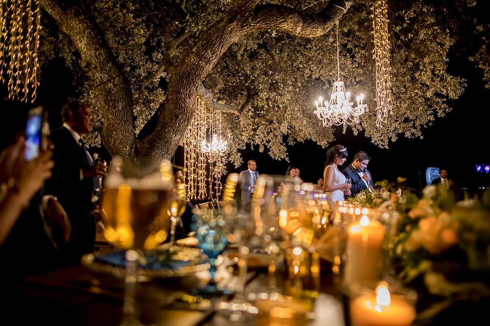 Luxury wedding in Ronda