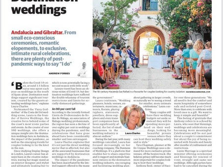 Featured Article Destination Weddings Sur in English