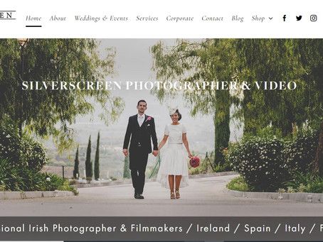 A Stunning Rebrand for Silverscreen Photography and Video