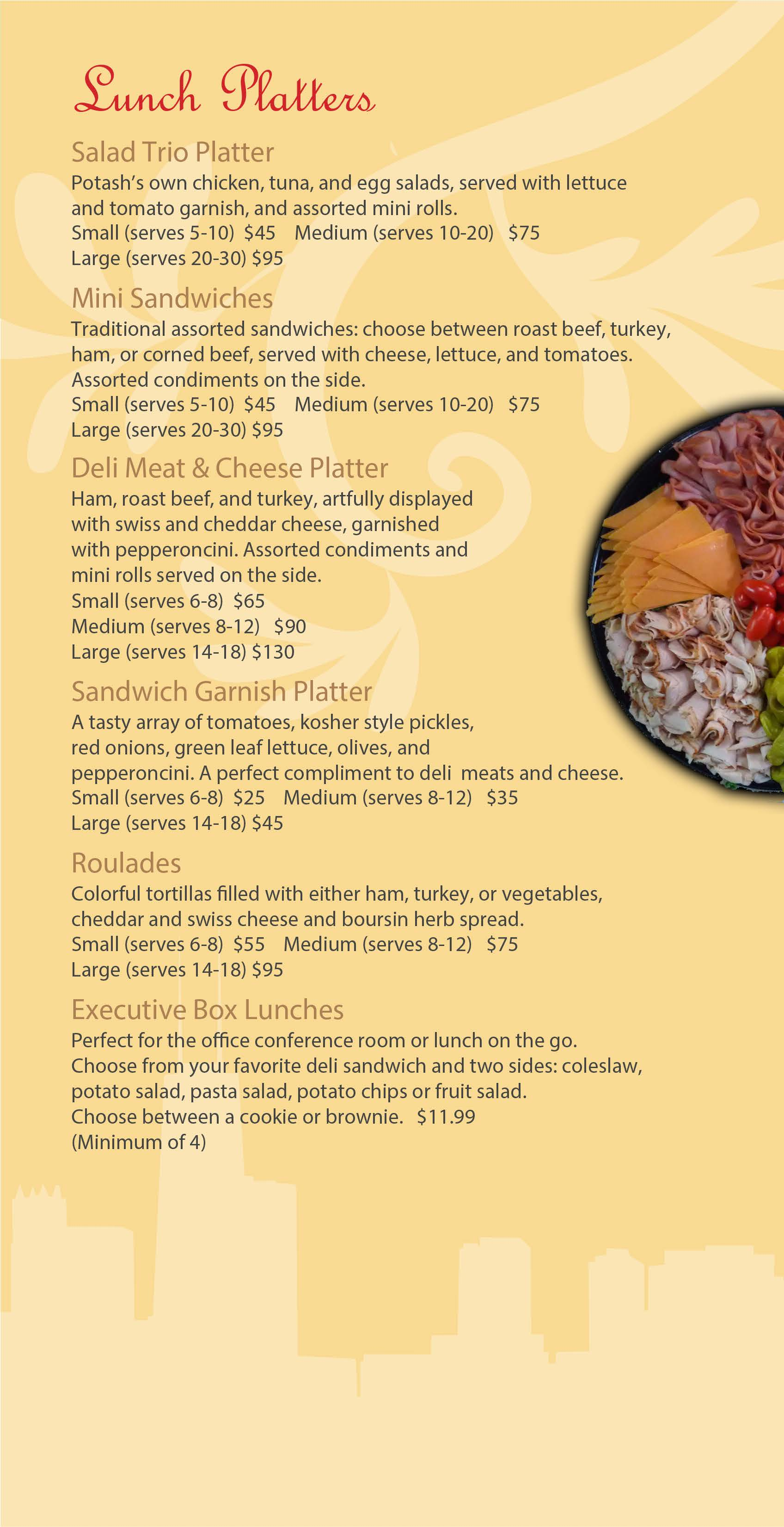 catering page 2