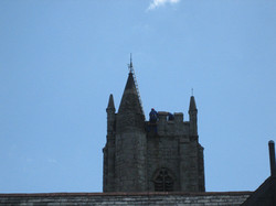 St. Maurice Church - Servicing the clock 1