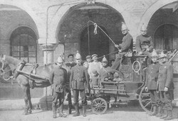 Fire Brigade - early 1900s