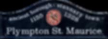 plymptonstmaurice.com logo