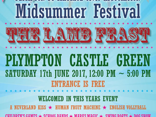 Midsummer Festival Poster Launch