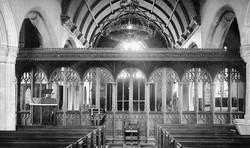 St. Maurice Church interior 2